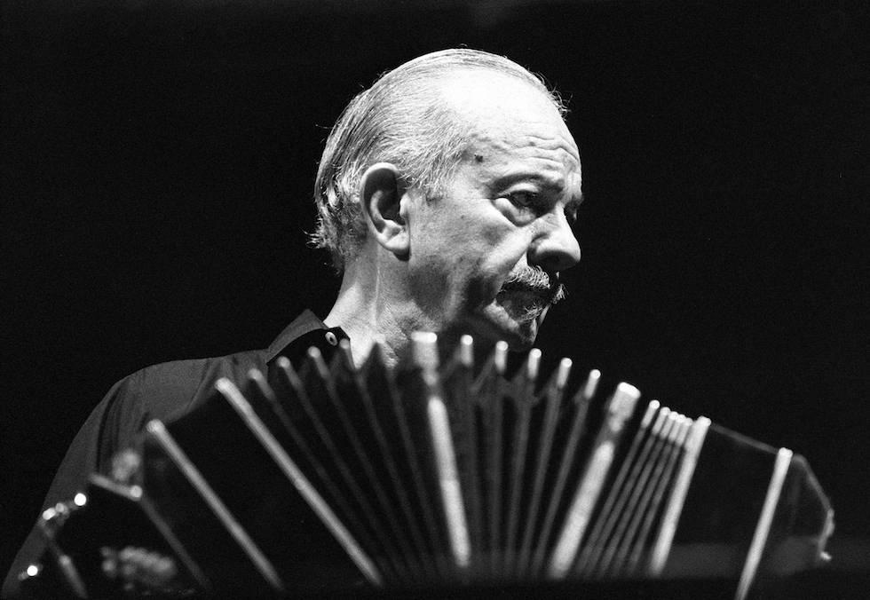 Astor Piazzolla (1921-1992): Sinfonía Buenos Aires, Concierto para Bandoneón, Las Cuatro Estaciones Porteñas