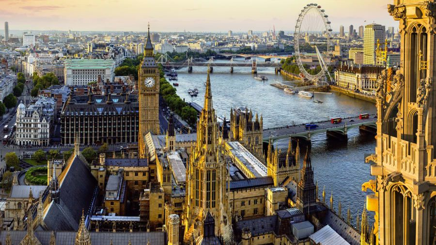 Elgar / Davies / Turnage / MacMillan / Britten: Britannia