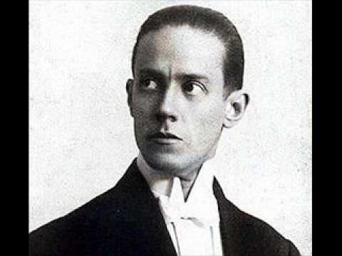 Nicolas Obouhow (1892-1954): Peças para Piano