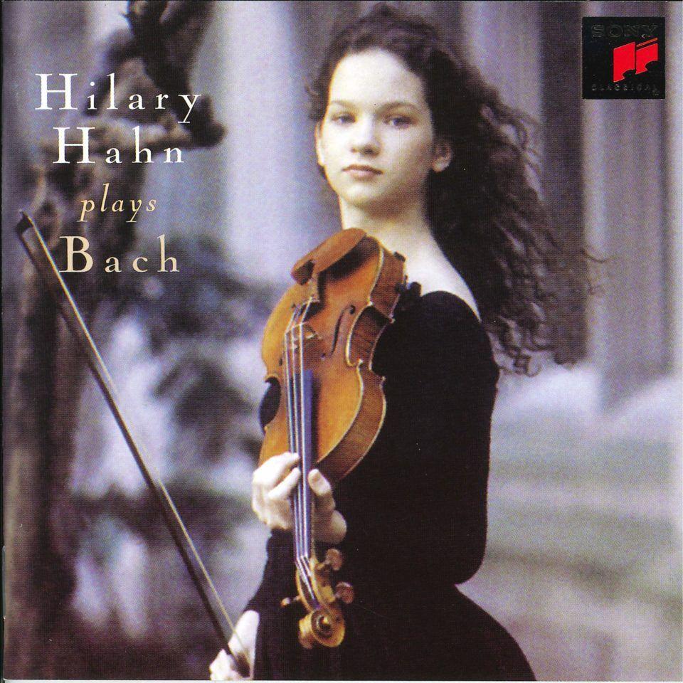 Hilary Hahn plays Bach + Volodos Plays Brahms + Philippe Jaroussky – Green –  Melodies Françaises on Verlaine's poems