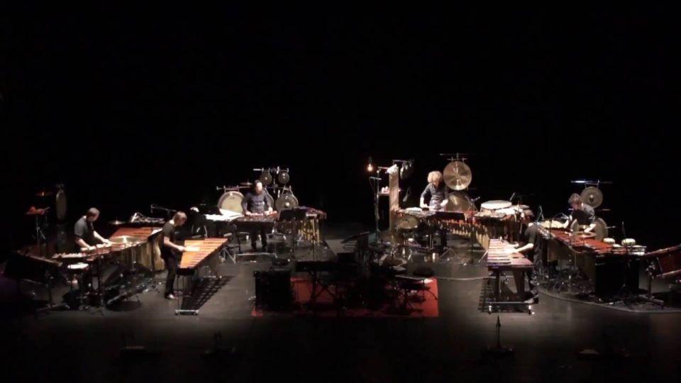Taïra / Manoury / Mâche / Dufourt / Varese / Ohana / Kabelac / Xenakis: Música para Percussão