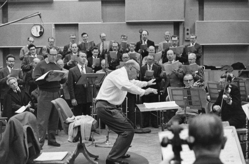 Igor Stravinsky (1882-1971): Oedipus Rex
