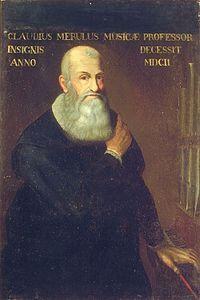 Claudio Merulo (1533-1604): Mottetti e Ricercari
