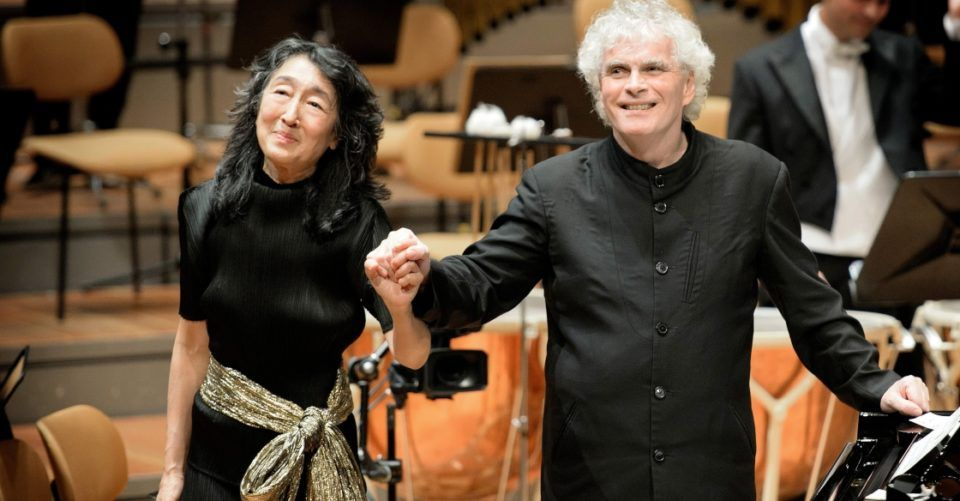 Ludwig van Beethoven (1770-1827): Os Concertos para Piano (Uchida/Rattle) #BTHVN250