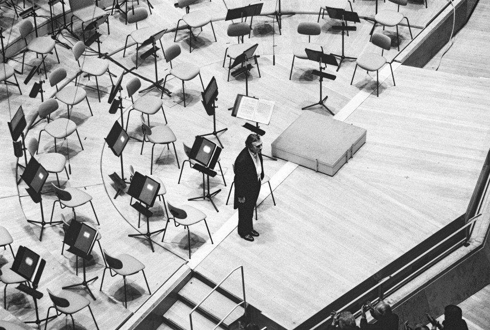 Mendelssohn (1809-1847) & Berlioz (1803-1869): O Último Concerto de Abbado na Filarmônica de Berlim