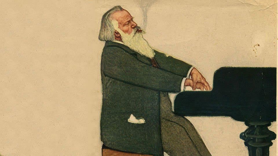 Johannes Brahms (1833-1897): Piano Pieces – Arcadi Volodos