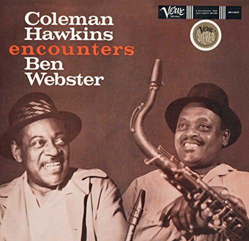 .: interlúdio :. Coleman Hawkins encontra Ben Webster