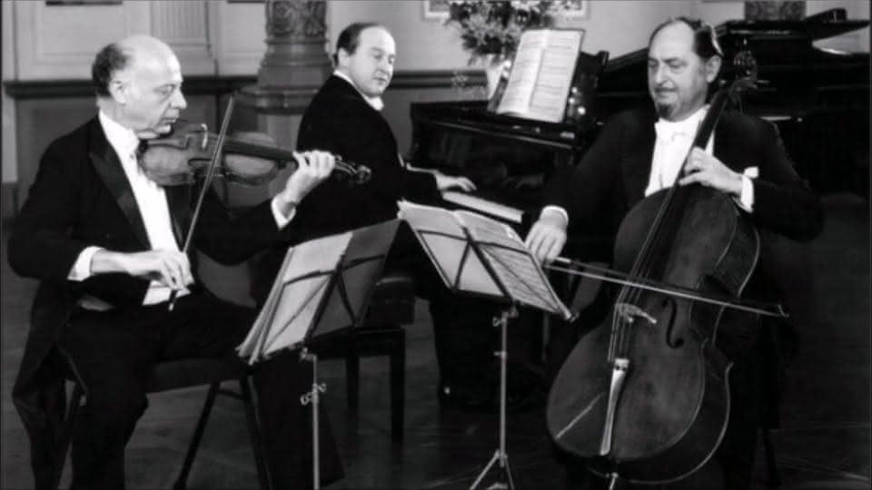 Franz Schubert (1797-1828): Os Trios para Piano