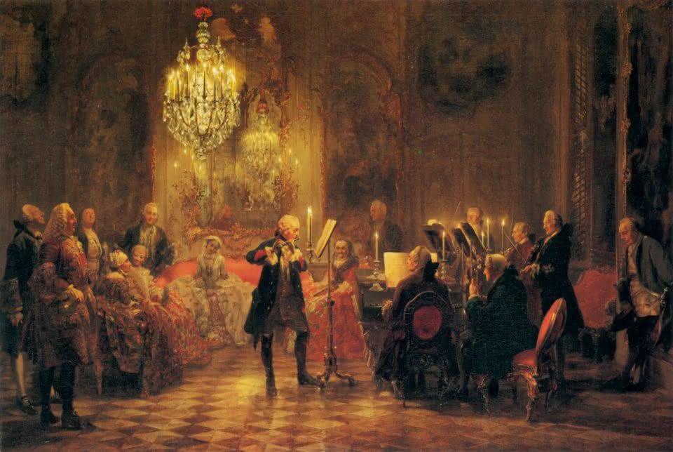 J. S. Bach (1685-1750): A Oferenda Musical – Ensemble Sonnerie