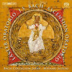 J. S. Bach (1685-1750): Oratório da Páscoa & Ascension Oratorio – Masaaki Suzuki