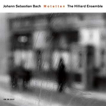 J. S. Bach (1685-1750): Motetos, BWV 225 – 230 & BWV Anh. 159 – The Hilliard Ensemble