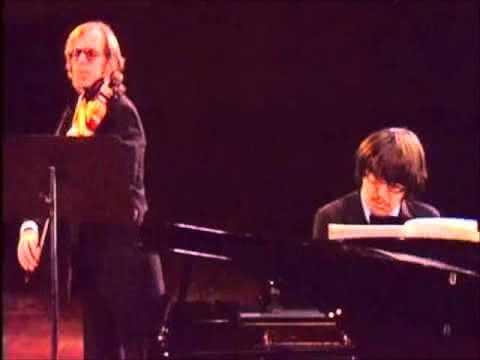 Weber, Schumann, Hindemith, Schnittke: Obras para Violino e Piano & Violino e Orquestra