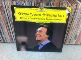 Gustav Mahler (1860-1911): Sinfonia No. 1 – BP – Claudio Abbado