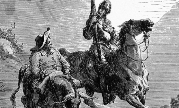 Música en el Quijote (A Música do livro Dom Quixote): Romances, canções e temas instrumentais