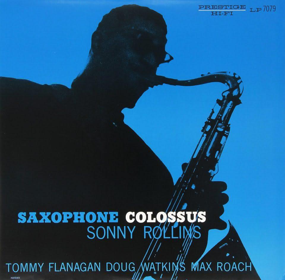 .: interlúdio :.  Sonny Rollins  –  Saxophone Colossus