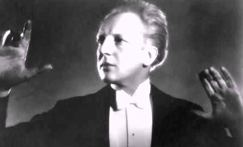 "Beethoven (1770-1827): Sinfonia No. 5 / Schubert (1797-1828): Sinfonia No. 8 ""Inacabada"" – Leopold Stokowski"