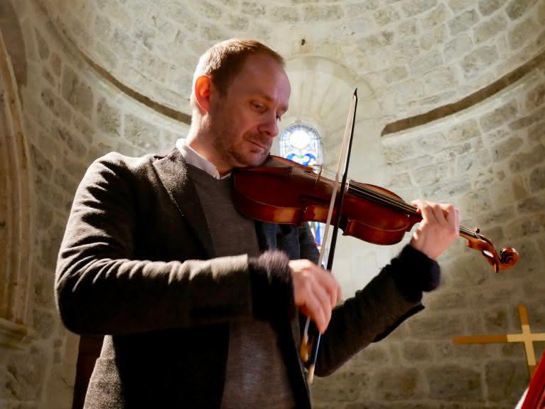 Johann Paul von Westhoff (1656-1705): Sonatas para Violino e Baixo Contínuo Dresden 1694