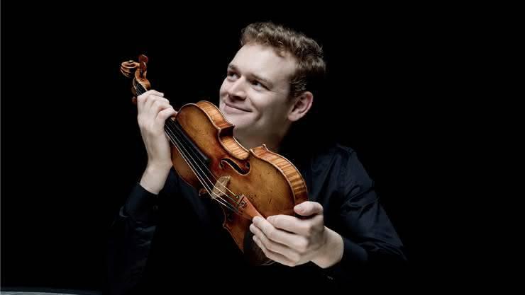 Prokofiev (1891-1953): Sonata para Violino, Percussão e Orquestra de Cordas, Op. 80