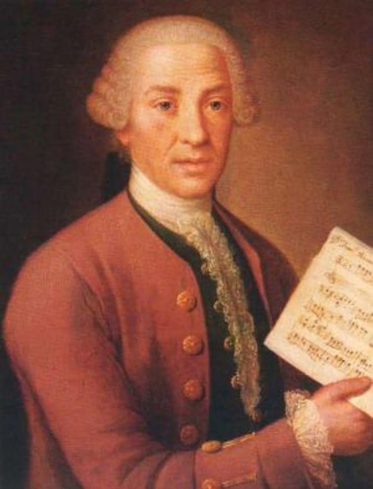 Francesco Durante (1684-1755): Lamentationes Jeremiae Prophetae