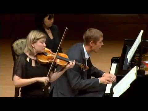 Johannes Brahms (1833-1897): Sonatas para Violino e Piano (Ibragimova)