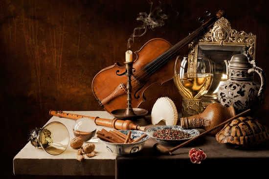 J. S. Bach (1685-1750) – Suítes Orquestrais – Concerto Italiano & Rinaldo Alessandrini