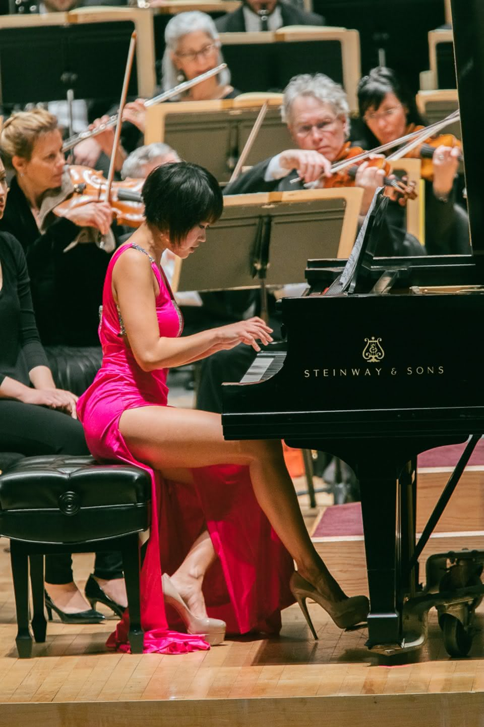 Rachmaninov / Scriabin / Ligeti / Prokofiev: The Berlin Recital (Yuja Wang)