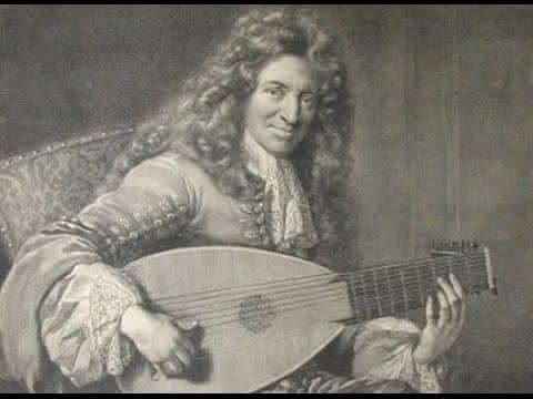 Silvius Leopold Weiss (1687-1750): Música para Alaúde