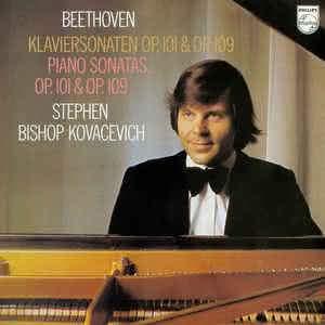 Beethoven (1770-1827): (Algumas) Sonatas para Piano – Stephen Kovacevich, piano #BTHVN250