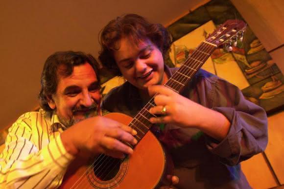 .: interlúdio :. Yamandu, 40 anos: Dois Tempos – Lucio Yanel e Yamandu Costa (2001)