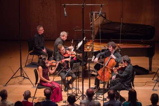 Dmitri Shostakovich (1906-1975): Quinteto para Piano / Quarteto de Cordas N° 3
