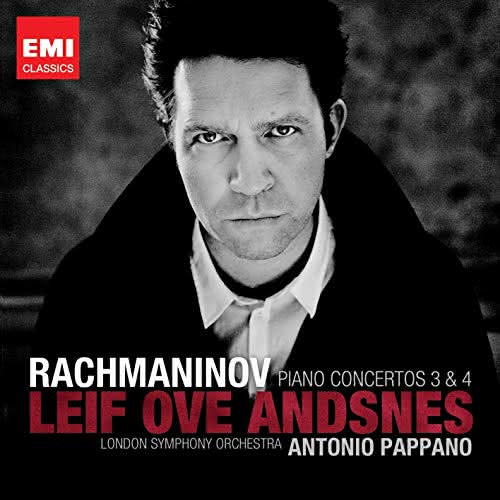 Rachmaninov (1873-1943): Concertos para Piano Nos. 3 e 4 – Leif Ove Andsnes – 2 de 2