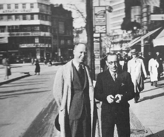 Stravinsky (1882-1971) & Prokofiev (1891-1953): Danse Russe – William Hagen (violino) & Albert Cano Smit (piano)
