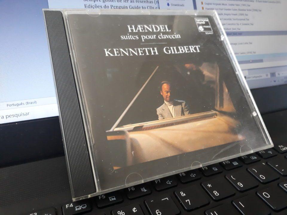 Handel (1685-1759): Suítes para Cravo – Kenneth Gilbert