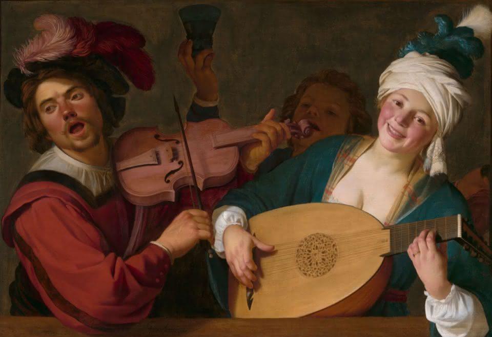 Dieterich Buxtehude (1637-1707): Trio Sonatas Op. 1