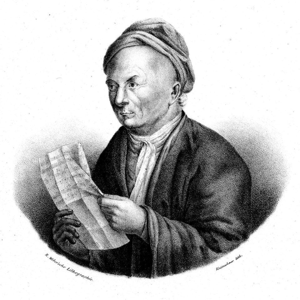 Gottfried August Homilius (1714-1785): A Paixão Segundo São Mateus