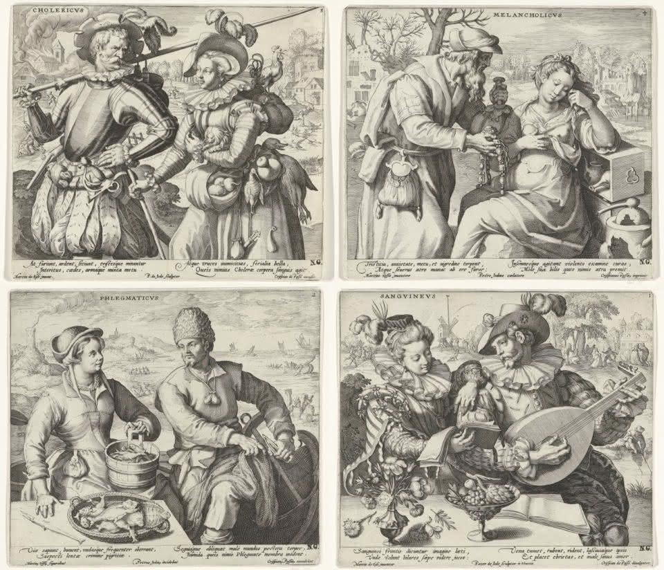 Carl Philipp Emanuel Bach (1714-1788): Sanguineus and Melancholicus Sonatas (+Telemann, Vivaldi, Boismortier e J.B. Bach)