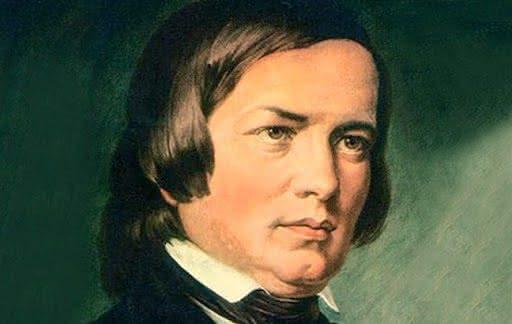 Schumann (1810-1856): Dichterliebe, Op. 48 & Liederkreis, Op. 39 – Olaf Bär, barítono & Geoffrey Parsons, piano