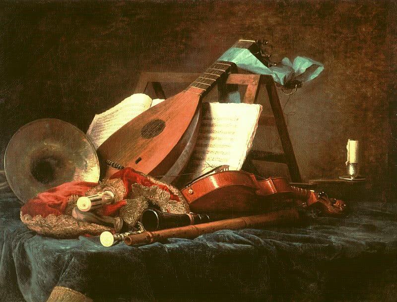 Pietro Locatelli (1695-1764) – 4 Sonatas para Flauta – Wilbert Hazelzet & Ton Koopman