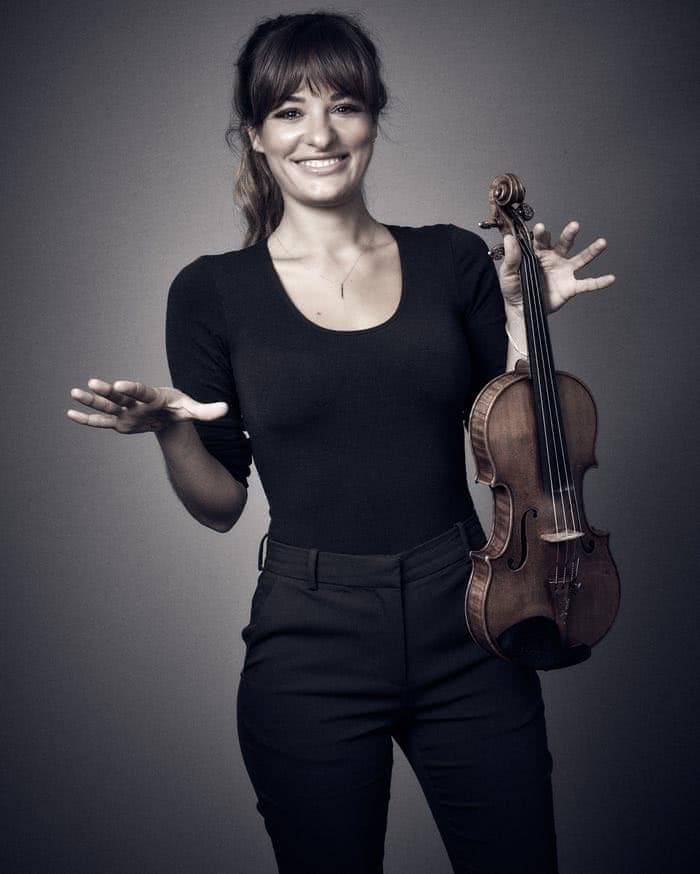Sarasate / Vaughan Williams / Saint-Saëns / Massenet / Ravel / Pärt / Rachmaninov / Fauré: Fantasie (Nicola Benedetti)