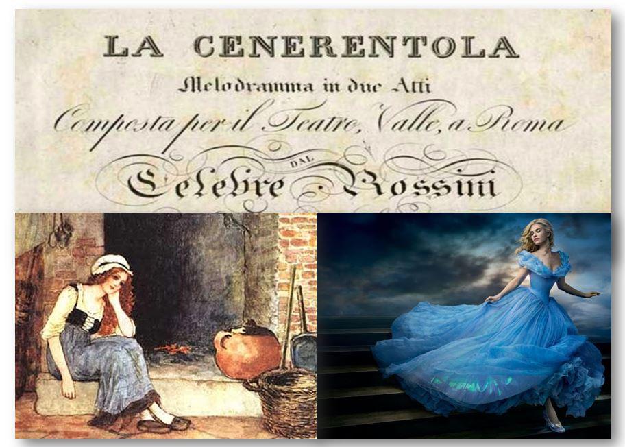 Gioacchino Rossini (1792-1868): La Cenerentola – Gabriele Ferro / Claudio Abbado