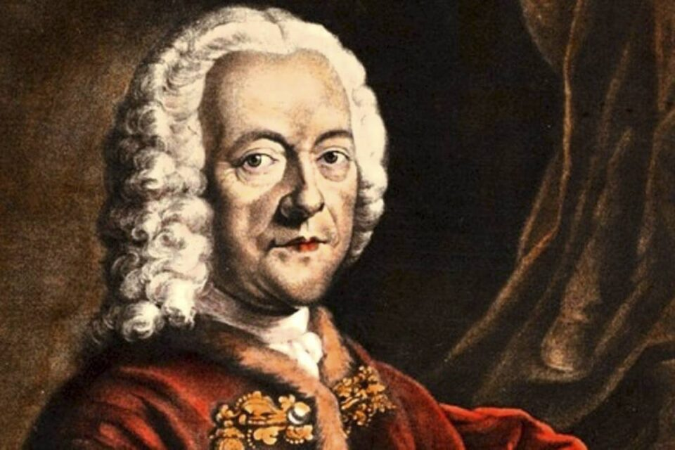 Georg Philipp Telemann (1681-1767) ∾ Suítes Orquestrais (Aberturas) ∾ Cappella Coloniensis – Hans-Martin Linde ∾∾
