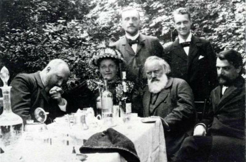 DESAFIO PQP! –> Brahms (1833-1897): Concertos para Piano