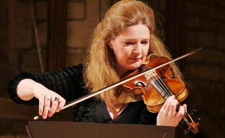 J. S. Bach, Biber, Montanari, Pisendel & Tartini: Guardian Angel (Rachel Podger)