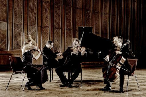 Gabriel Fauré (1845 – 1924) · ∾ · Quartetos com Piano · ∾ · Fauré Quartett ֍