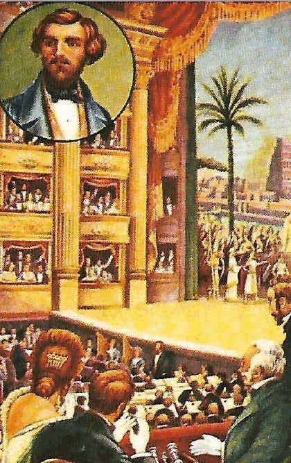 Giuseppe Verdi (1813-1901): Nabucco – Ciampa, Enkhbat, Magri, Pertusi, Saioa Hernández