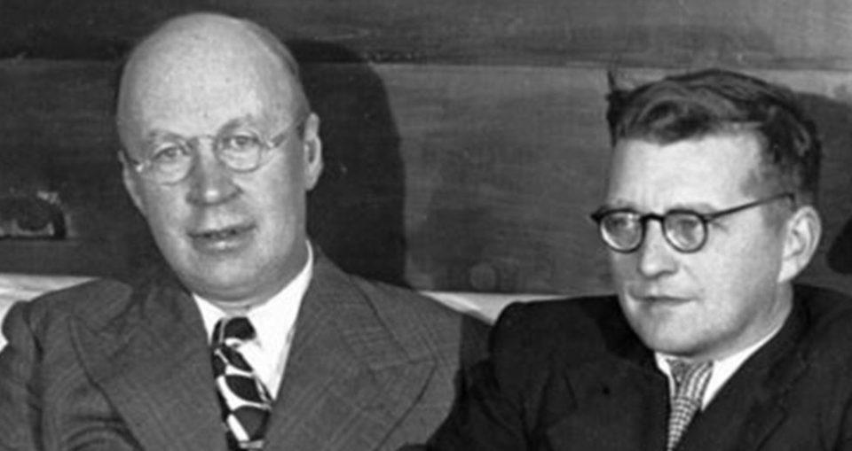 Prokofiev & Shostakovich: Concertos para Violino Nº 1 (Vengerov / Rostropovich)