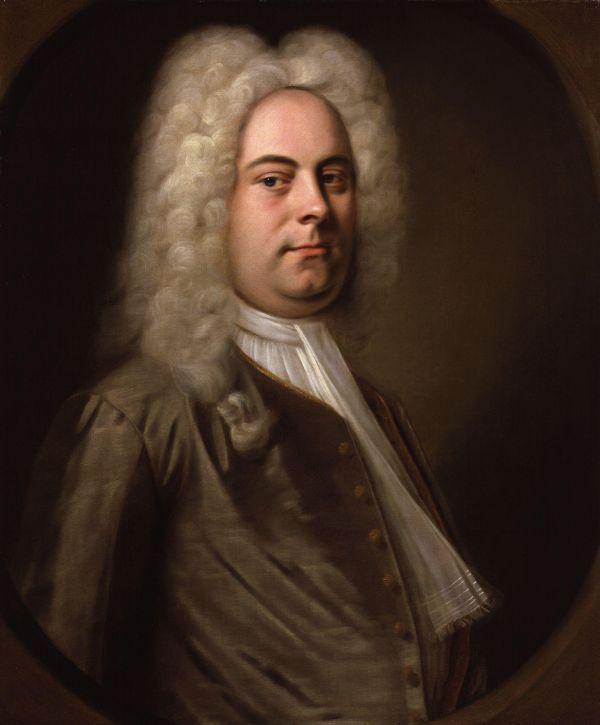 Georg Friedrich Händel (1685-1759): Suítes para Cravo (Hantaï)