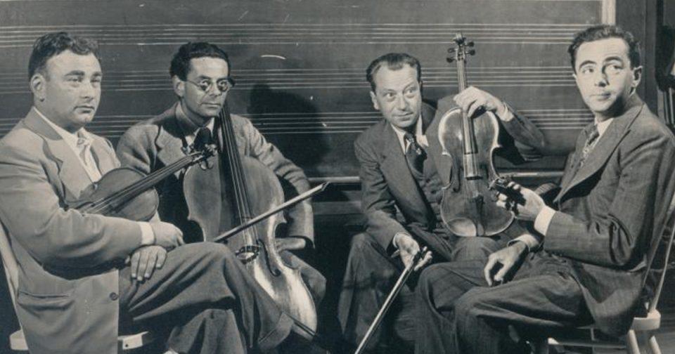 W. A. Mozart (1756-1791): Quintetos K. 515 e 516 (Griller)
