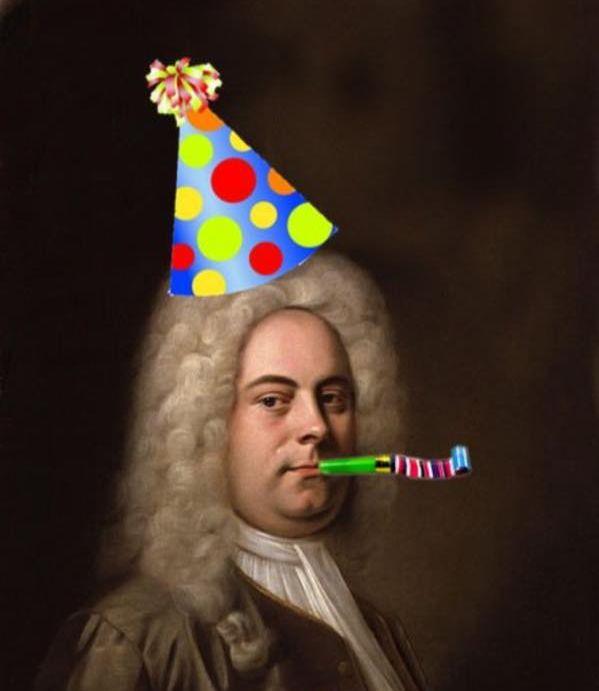 Georg Friedrich Händel (1685-1759): Cantatas e Peças Avulsas (Mields, Perl, La Folia, Santana)