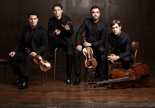 Haydn: Quarteto Op. 76 No. 2 / Bartók: Quartet No. 3 / Mozart: Quarteto No. 19, K. 465 #BRTK140